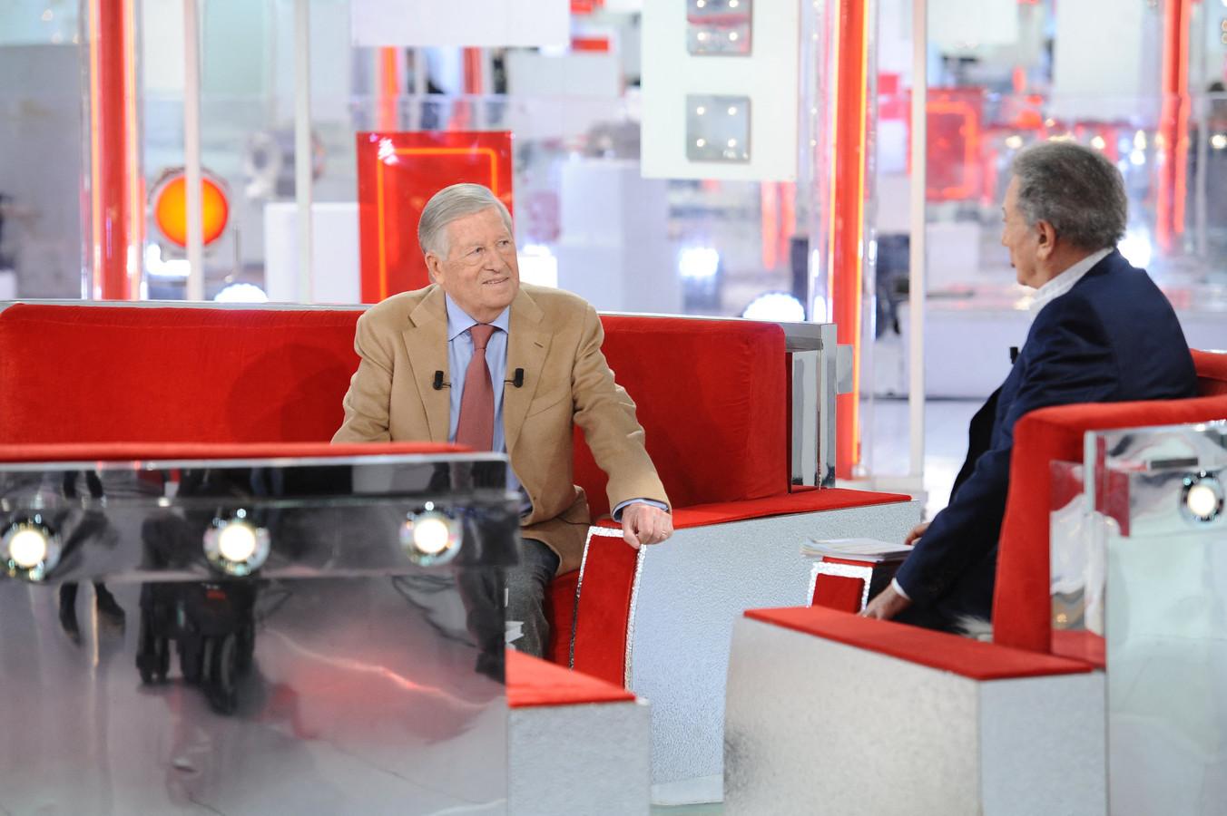Alain Duhamel (avec Michel Drucker)