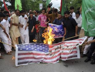 Verschillende doden na bestorming VS-ambassades