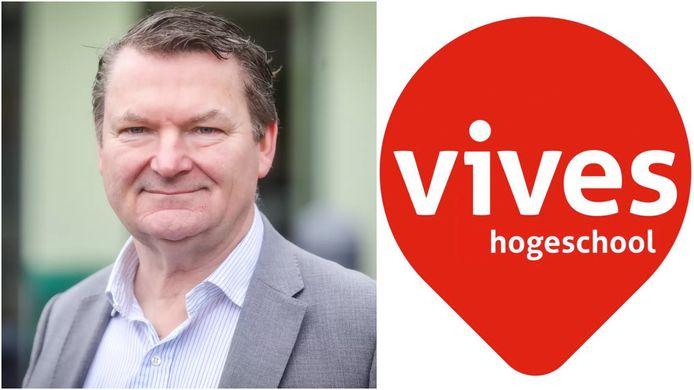 Algemeen Vives-directeur Joris Hindryckx is tevreden over de toename van het aantal inschrijvingen