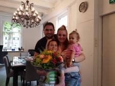 Syrische kapper voelt zich thuis in Etten-Leur: 'Ik word gezien als mens en niet als vluchteling'