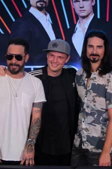 Fans Backstreet Boys gewond na instorten paviljoen