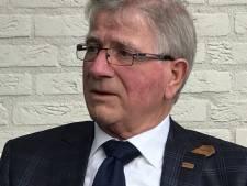 Frits Meeuwis (1931-2021) uit Oirschot zag trots hoe kinderen op de Grote Stoel van zijn vader klauterden