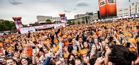 Radio 538 waarschuwt voor oplichters die kaarten Oranjefeest aanbieden