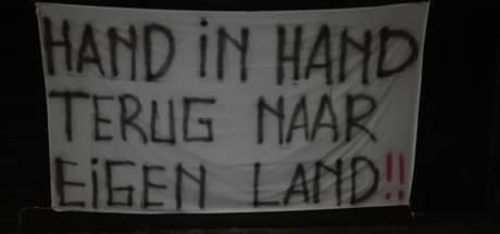 Veldzicht doet aangifte na protestborden tegen vluchtelingen in Balkbrug: 'Wij laten ons niet intimideren'