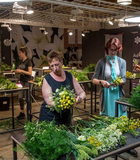 Meer kans op een baan door een opleiding bloembinden: 'Ik ontdekte mijn passie voor bloemen'