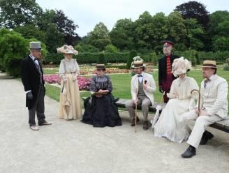 Re-enactors laten belle époque herleven tijdens openingsweekend Rozenweken