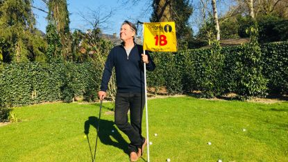 """Ex-reclameman en schrijver Guillaume Van der Stighelen (64) tijdens lockdown: """"Laten we elkaar nu niet de duvel aandoen"""""""