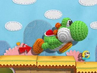 Nintendo spint garen met 'Yoshi's Woolly World'