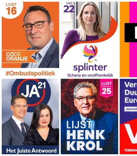 Nieuwkomers bestormen Tweede Kamer: 'Een versnippering van jewelste'