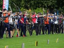 Handboogschutters in Berkel-Enschot krijgen tegenstand van formaat: twee olympiërs