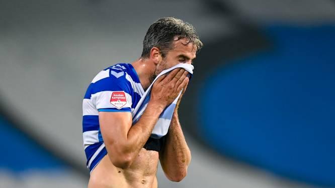 Seuntjens hekelt 'triest' Helmond Sport: 'Heel het jaar aanvallend voetbal en nu dit'