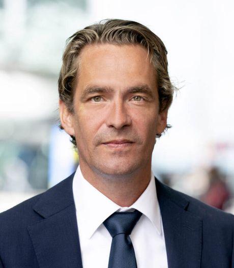 Toekomstig minister Bas van 't Wout komt uit Hoeven: 'Als iemand het kan, is hij het wel'