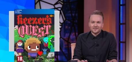 Lubach lanceert Keezer's Quest om kiezer te helpen in het woud aan meningen