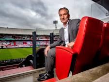 Ruiten van Feyenoord-directeur Koevermans ingegooid: 'Vreselijk, dit moet echt stoppen'
