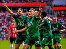 Feyenoord geeft PSV ongekend pak slaag, onvrede in Eindhoven groot