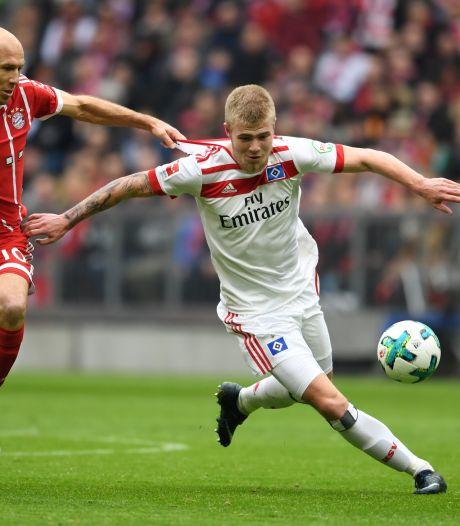 Van Drongelen verlaat Hamburger SV voor Bundesliga-avontuur