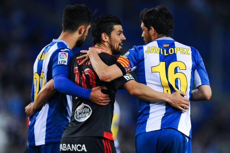 Celta en Espanyol deelden de punten Beeld Getty Images