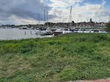 Protest tegen bouwplannen aan Thoolse haven, omwonenden naar de rechter