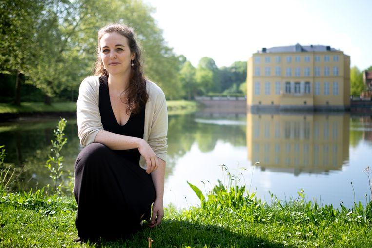 Heleen Van Aken zal Kerstmagie regisseren in het Kasteel d'Ursel.