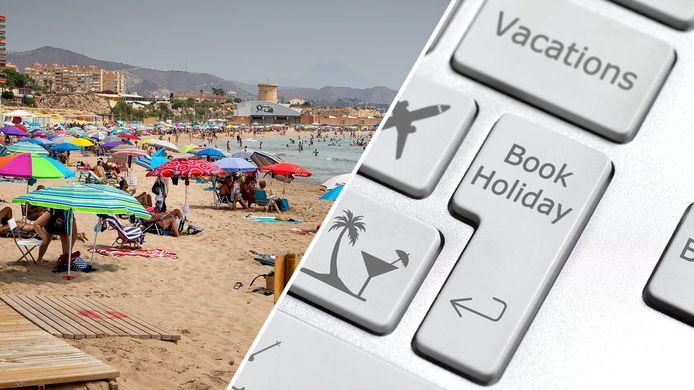 Vanaf zaterdag vervalt het negatief reisadvies en zijn vakanties naar landen met code geel mogelijk.