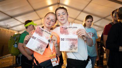 "Jongste deelnemers Cédric en Amélie (15): ""Onderweg géén ruzie gemaakt"""