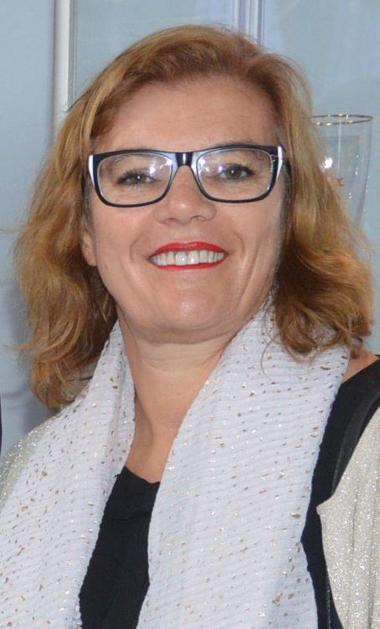 Burgemeester Tania De Jonge (Open Vld).