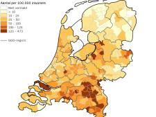 1048 Limburgers besmet, 110 personen overleden