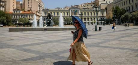 Vague de chaleur en Grèce, jusqu'à 45°C attendus dans le centre du pays
