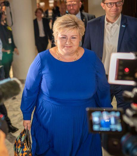Conservatieve Noorse regering weg na verkiezingsnederlaag