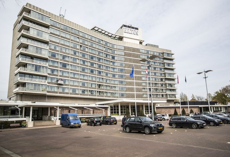 Het Hilton Beeld Eva Plevier