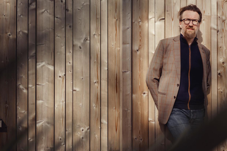 Professor Ronny Buffaerts: 'Laagdrempelig werken is niet per se de oplossing.' Beeld © Stefaan Temmerman
