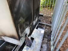 Weer brand bij zendmasten: twee keer raak in Veldhoven