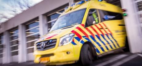 Sirene van ambulance slaat op hol en zorgt voor on-Nederlands geluid