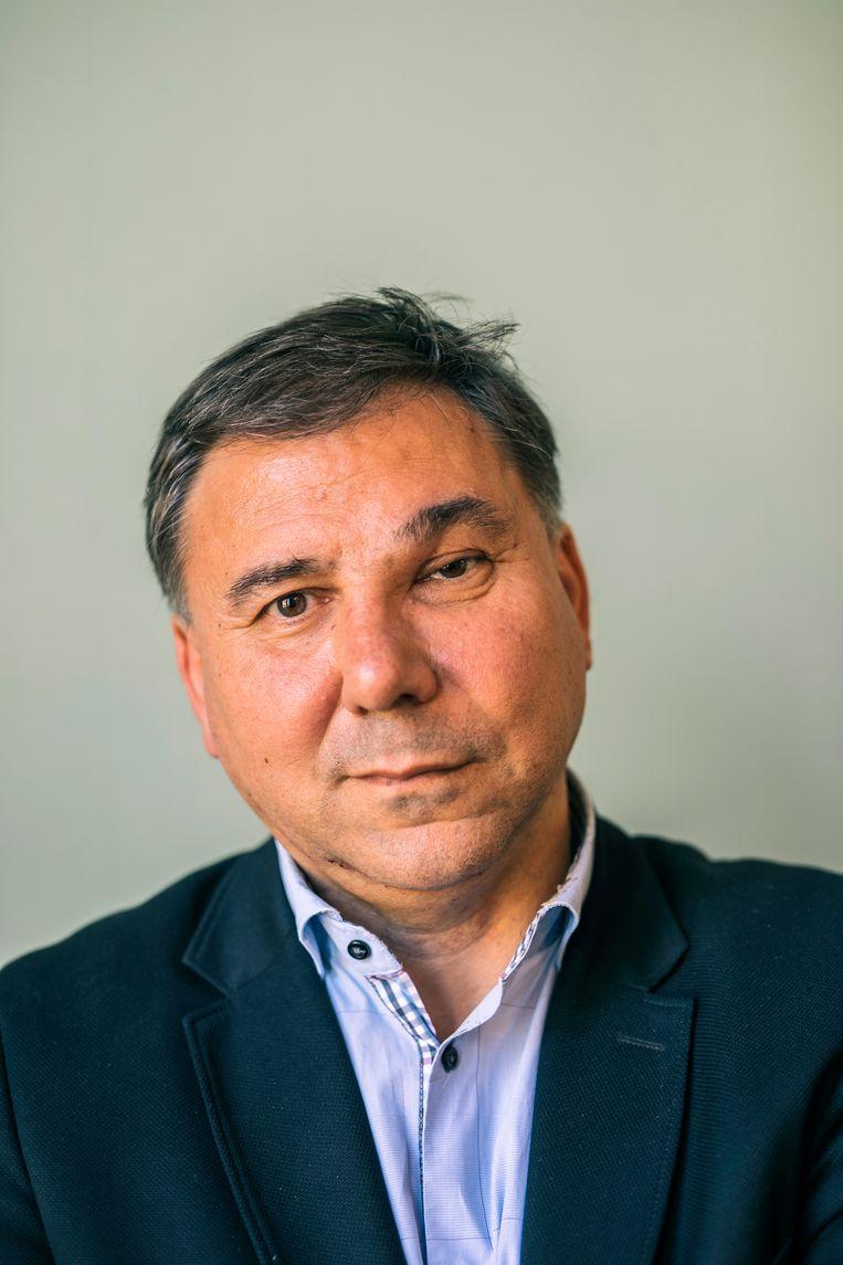 Ivan Krastev. Beeld Marcel Wogram