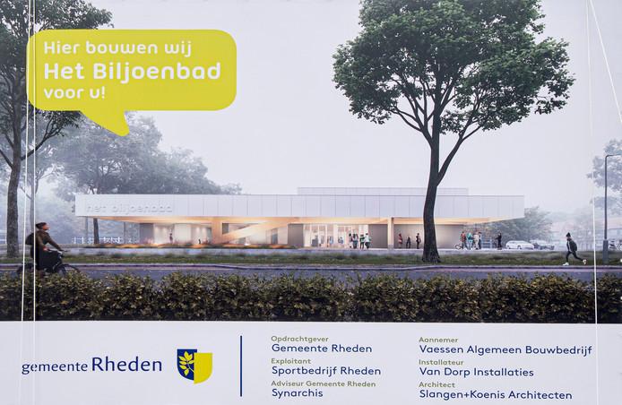 Zo komt het Biljoenbad in Velp er uit te zien.