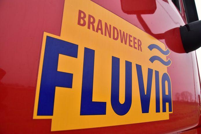 De brandweer van de zone Fluvia snelde naar het Sint-Jan Berchmanscollege, afdeling middenschool.