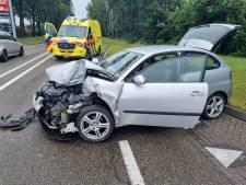 Twee gewonden bij ongeluk op N18 in Lichtenvoorde