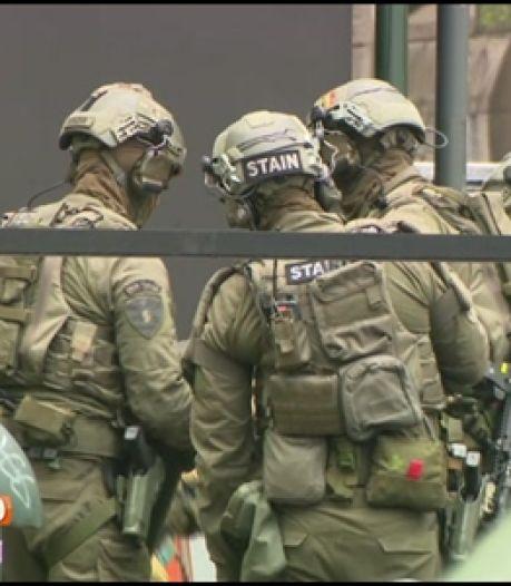Les forces spéciales interviennent pour mettre fin à une prise d'otages à Saint-Josse