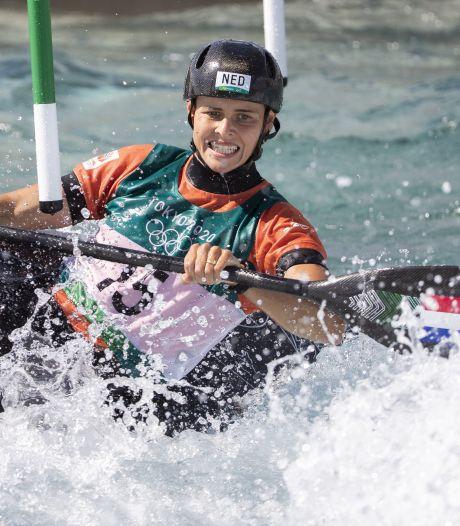 Kanovaarster Wegman eindigt knap als zevende in finale