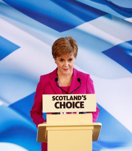 Schotten en Noord-Ieren willen uit Verenigd Koninkrijk