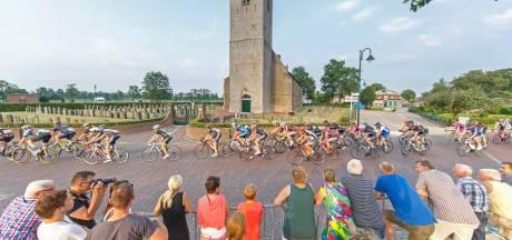 De primeur van de eerste wielerwedstrijd in de regio is voor Rouveen