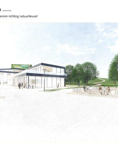 Groot horeca- en recreatiecentrum Fresh & Fast opent in 2021 bij Duiven
