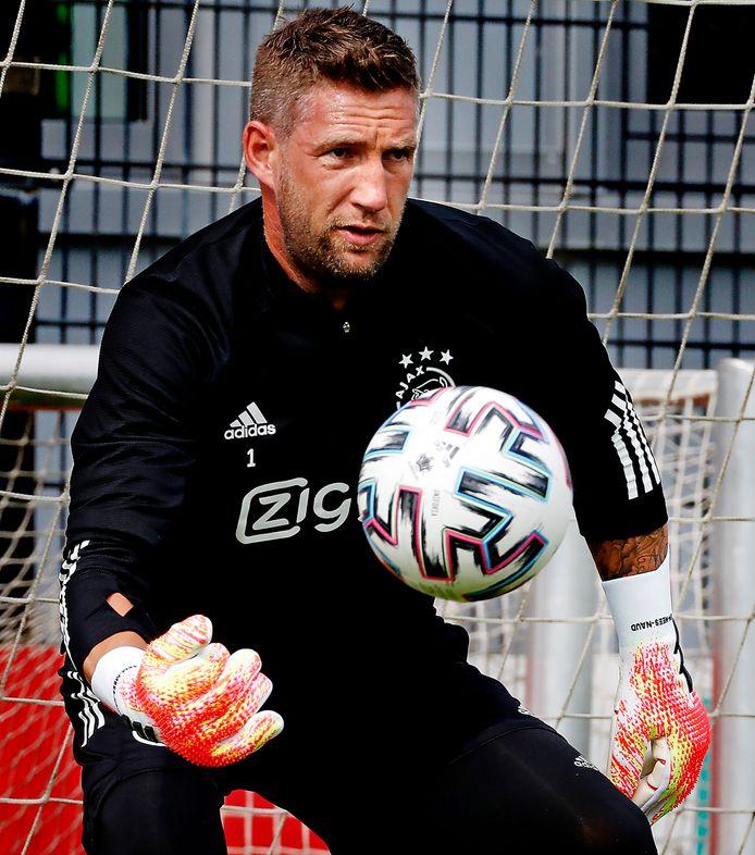 Maarten Stekelenburg.