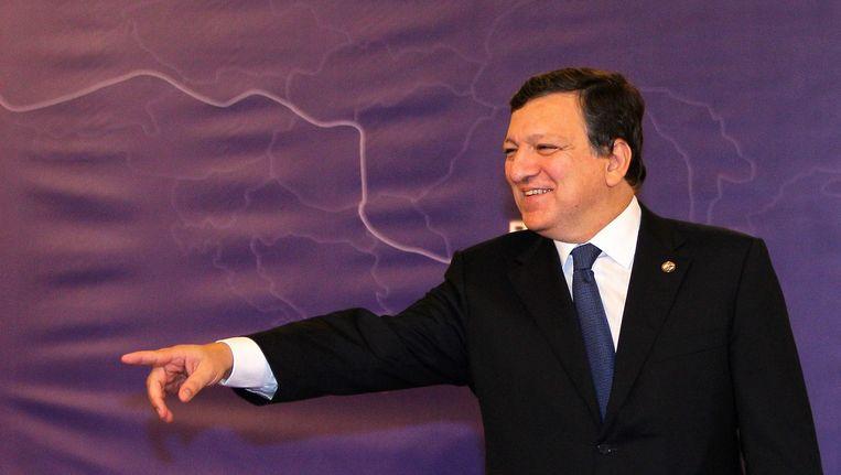 José Manuel Barosso Beeld EPA