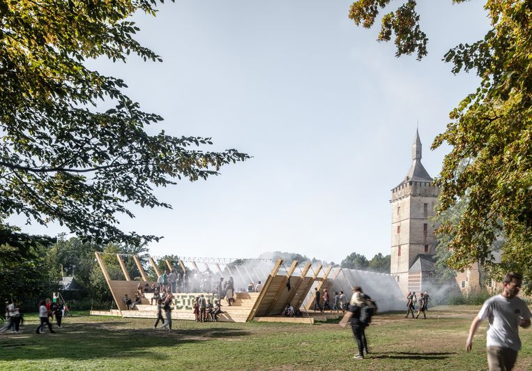 Het Horst Arts and Music Festival vond de voorbije vijf jaar plaats aan het kasteel van Horst in Holsbeek.