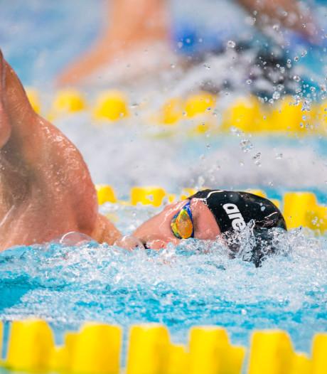Ben Schwietert, groeibriljant op koningsnummer van de zwemsport