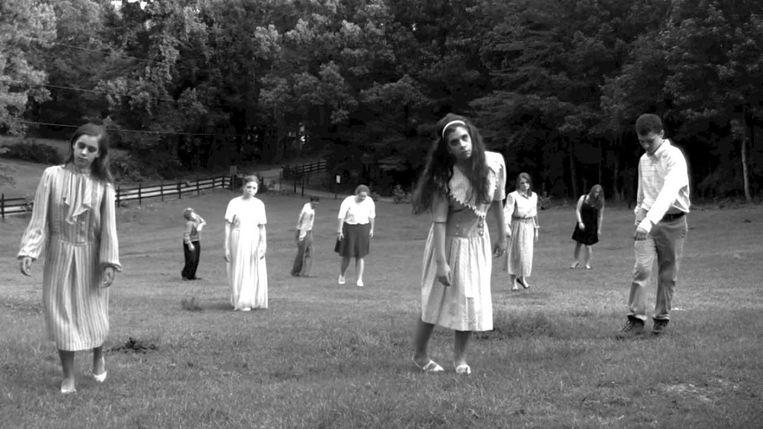 Night of the living dead Beeld 1968