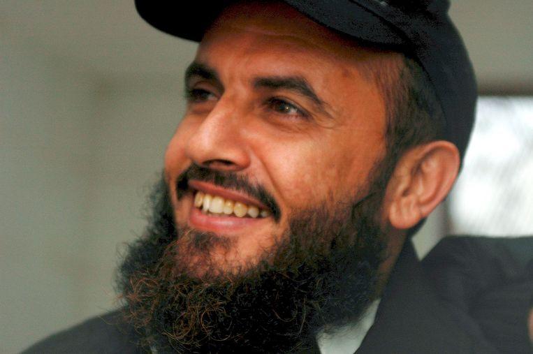 Jamal Mohammed al-Badawi, het meesterbrein achter de aanval op een Amerikaans oorlogsschip in oktober 2000, waarbij 17 Amerikaanse militairen om het leven kwamen. Beeld EPA