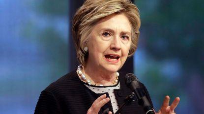 """Hillary Clinton: """"Europa moet vluchtelingenstroom strenger aanpakken om populistische dreiging om te keren"""""""