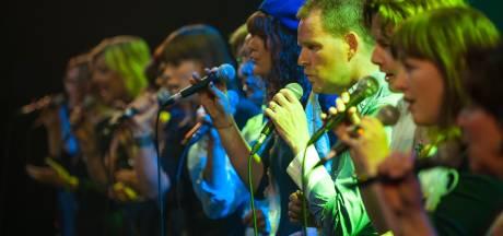 Vocal Group XXL Hengelo wint Rotterdams festival